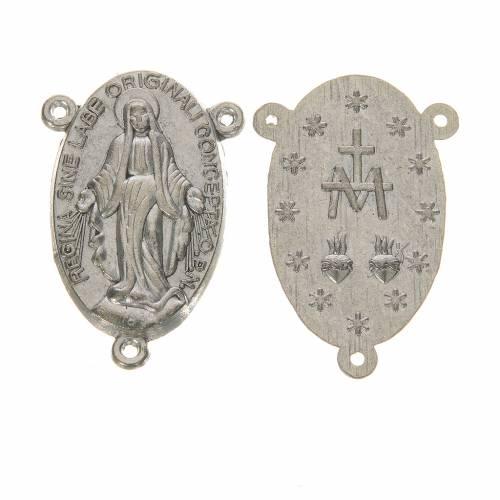 Médaille pour chapelet Notre-Dame Miraculeuse s1