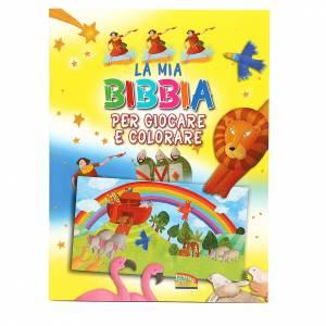 Libri per bambini e ragazzi: La mia Bibbia per giocare e colorare