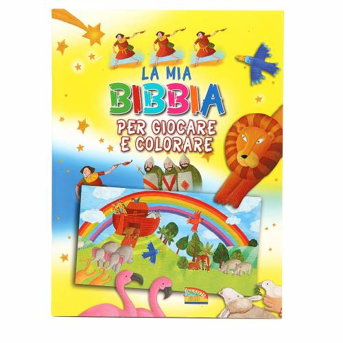 La mia Bibbia per giocare e colorare s1