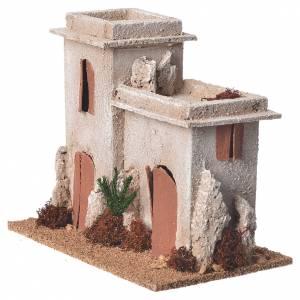 Minaret arabe pour crèche 17x15x12 cm s3