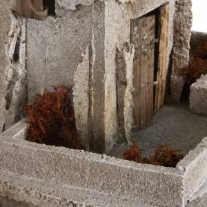 Minaret en miniature avec échelle éclairé s8