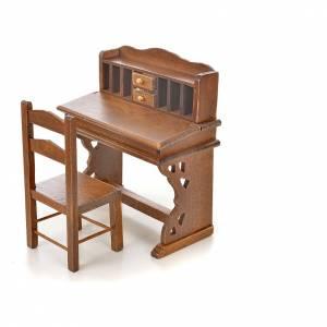 Miniatures mobilier chambre à coucher 6 pcs s7