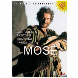 DVD religieux: Mosé