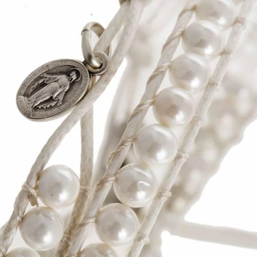 Mother of pearl bracelet 4mm s2