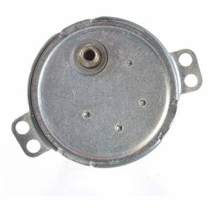 Water pumps and gear motors for nativity scenes: Motor reductor for nativities MECC 10spin/minute