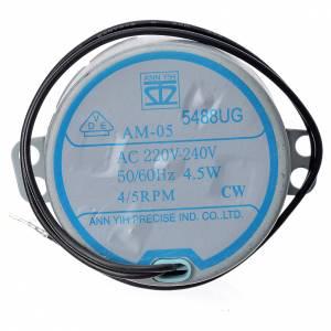 Pompe acqua presepe e motorini: Motoriduttore ME per presepi giri/minuto 4