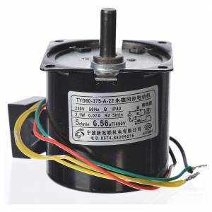 Motoriduttore MPW 5 giri/min presepe s2
