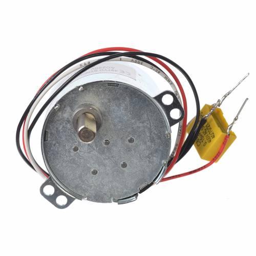 Motoriduttore MV 10 giri/min presepe s1