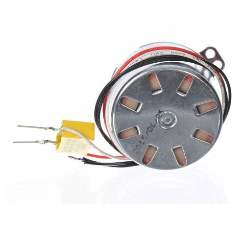 Motoriduttore MV 4 giri/min presepe s3
