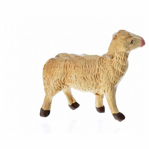 Mouton debout crèche Naples 8 cm s2