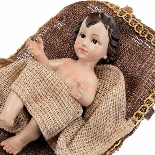Nativité yuta, 30 cm 2