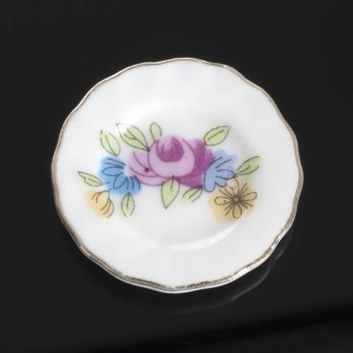Nativity accessory, Tea set in porcelain s4