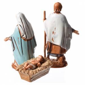 Nativity Scene by Moranduzzo: Nativity Scene Holy Family by Moranduzzo 6.5cm