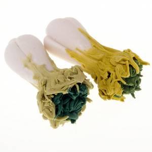 Miniature food: Nativity set accessory, fennels 2 pcs.