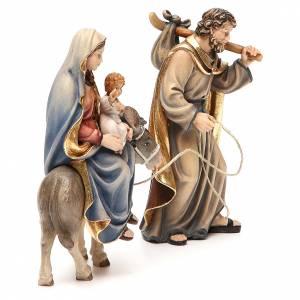 Nativity set, Flight into Egypt s4
