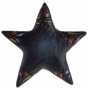 Nativity Star Hanging Ornament by Jim Shore s2