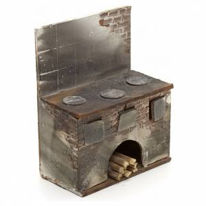 Neapolitan Nativity accessory, kitchen 10x8x4cm s2