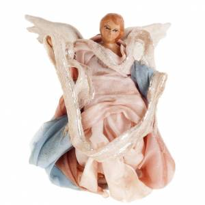 Neapolitan Nativity figurine, Angel 8cm s1