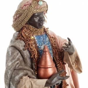 Neapolitan figurines, the Magi 30cm s9