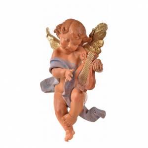 Ángel con lira Fontanini cm. 36 s7
