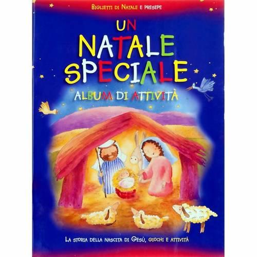 Noel spécial, cahier d'activités ITALIEN s1