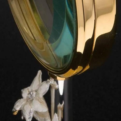 Ostensoir laiton lys diam. 8.5 cm s7