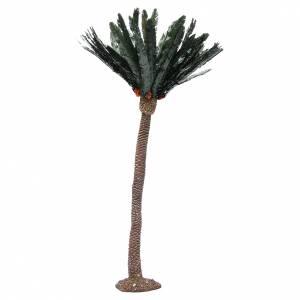 Palmier crèche résine h 80 cm s2