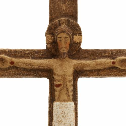 Pectoral crucifix in Bethleem wood s4