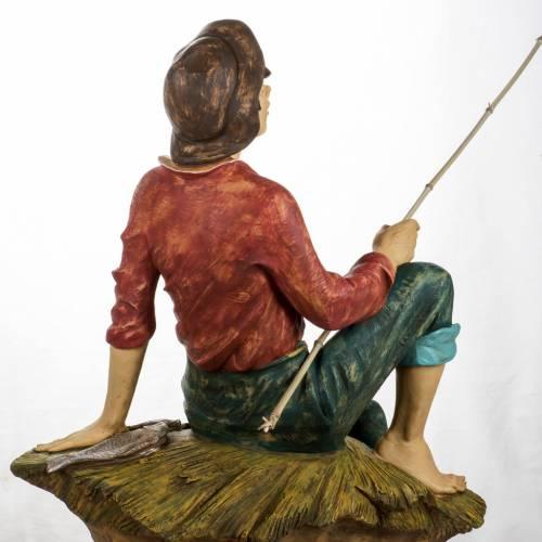Pescatore 125 cm presepe Fontanini s5