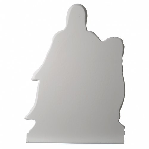 Piedad de Miguel Ángel placa mármol sintéti 65-90 cm s4