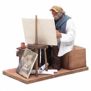 Pintor 24 cm movimiento Belén Napolitano s3