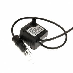 Pompes à eau et moteurs pour crèche de noel: Pompe à eau 5W avec lumière pour crèche Noel