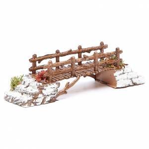 Pont crèche en pvc 16x4x4 cm s3
