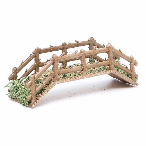 Ponte in pvc per presepe 12x4xh. 3 cm s3