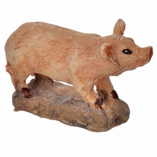Porc en miniature 8-10-12 cm s1