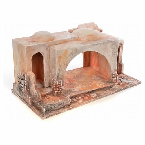 Portal árabico pesebre cm. 12 Fontanini s2