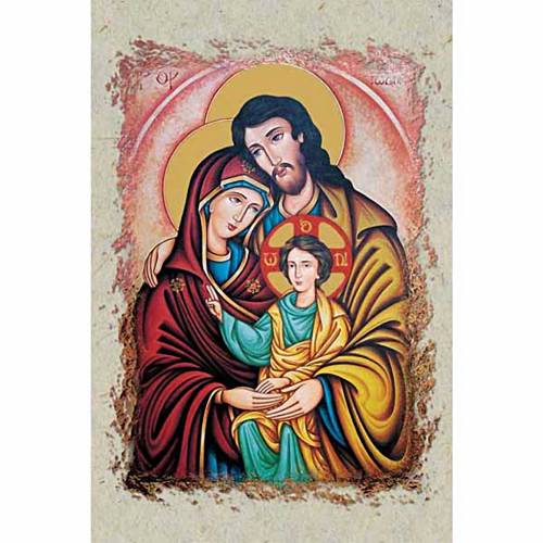Poster, Holy Family s1