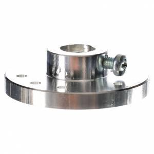 Poulie pour motoréducteur arbre diam. 8 mm MP s4