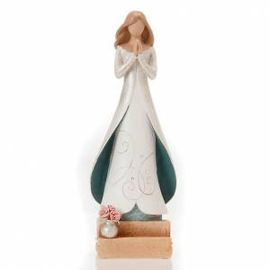 Legacy of Love: Praying woman figurine Legacy of Love