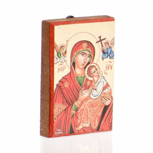 Printed icons Jesus, Mary, The last Supper, the Holy Trinity s4