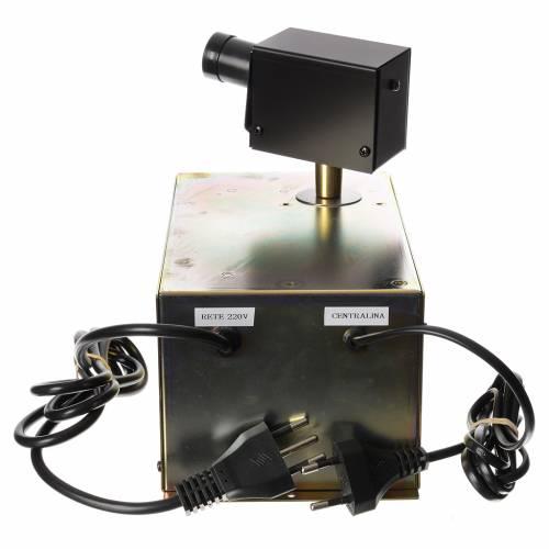 Projecteur pivotant pour crèche s4