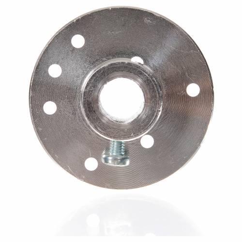 Puleggia per motoriduttori per alberino diam 8 mm MP s2