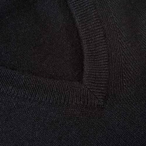 Pullover, ouverture en V,cachemire s3