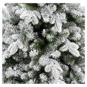Árboles de Navidad: Árbol de Navidad 180 cm copos de neve Poly Everest