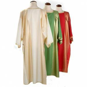 Religious dalmatic in pure wool s2