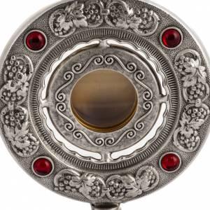 Reliquary in bronze H27 cm s2