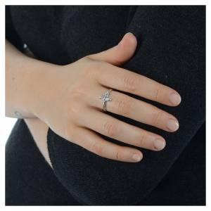 Gebetsringe: Ring mit Kruzifixe Silber 925
