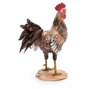Rooster 30cm Angela Tripi s3