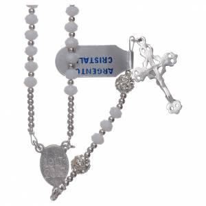 Rosario cent'anni apparizione Madonna di Fatima argento s2