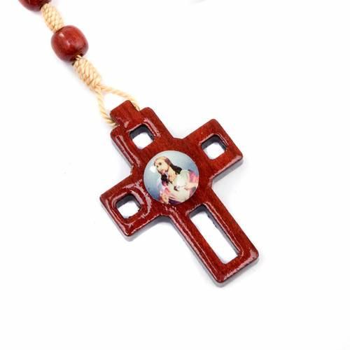 Rosario imagen Padre Pío s5